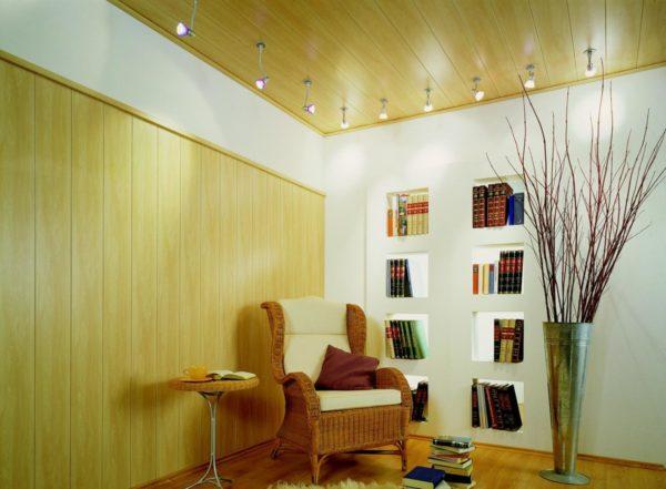 Как выбрать пластиковые панели для стен и потолка