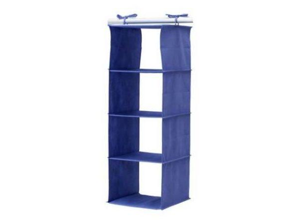 Подвесной модуль для хранения синего цвета (НОРДРЭНА)