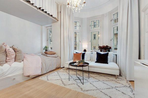Как расширить пространство комнаты
