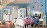 В каком стиле оформить комнату для девочки