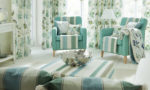 Модный текстиль в дизайне интерьера
