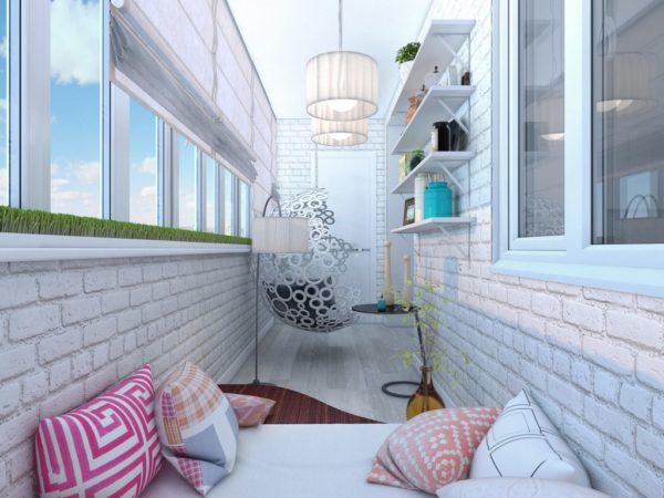 20 идей для маленького балкона
