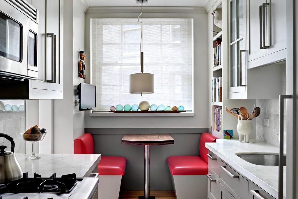 15 идей для маленькой кухни! Как все уместить