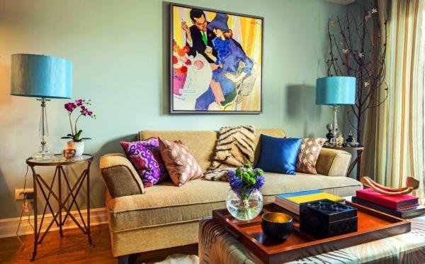 Как выбрать цвет для интерьера своего дома