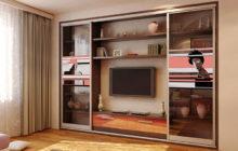 Встраиваемая мебель в квартире