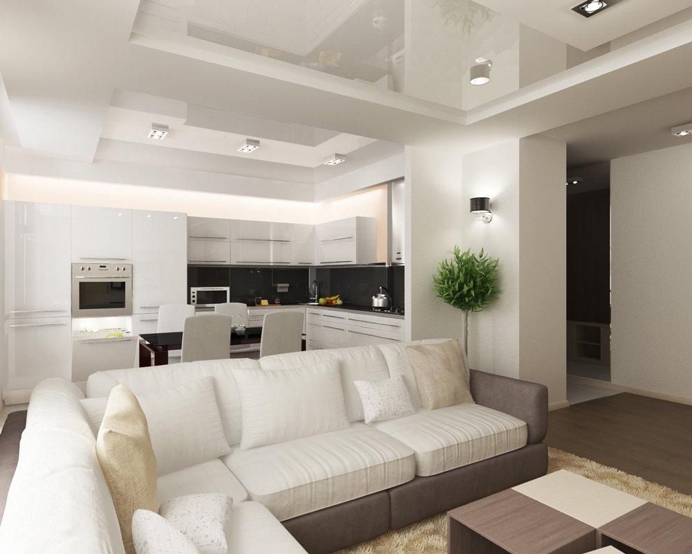 гости могут фото дизайна гостиная вместе с кухней вскоре был поставлен