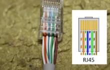 Способы обжима интернет кабеля своими руками