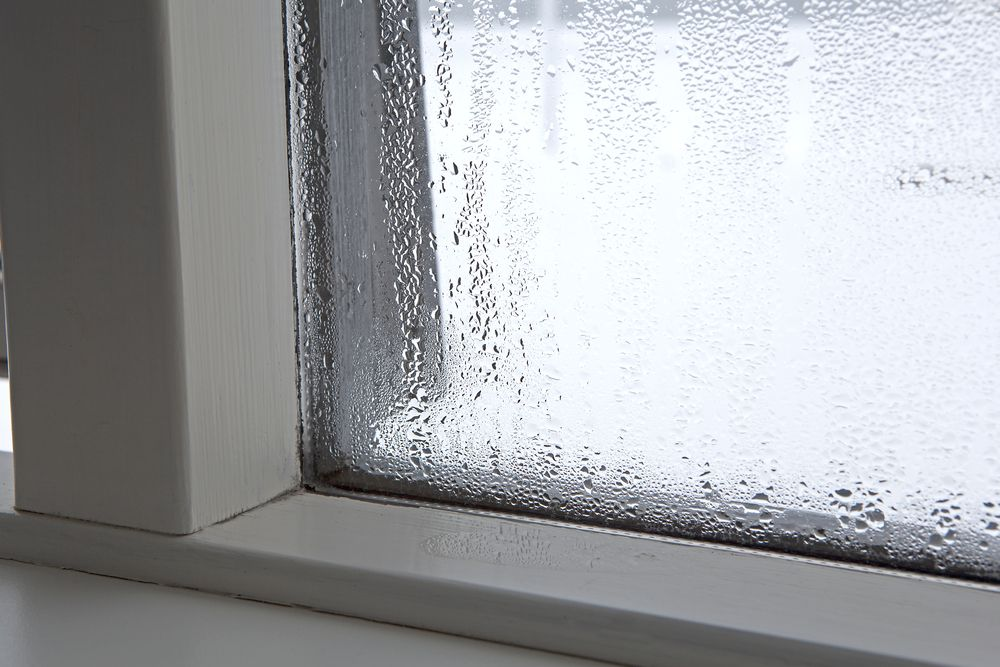 Почему запотевают пластиковые окна в квартире изнутри